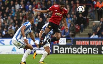 Throwback pic of Marcus Rashford will give hope to any young footballers worried about size