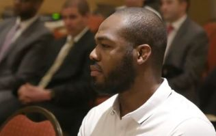 The Jon Jones CSAC hearing began with an awful joke and only got more ridiculous from there
