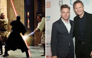 Star Wars actor wants Liam Neeson and Ewan McGregor back together for the Obi-Wan spin-off film