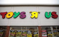 Toys R Us are having an absolutely huge closing down sale with prices as low as 6p