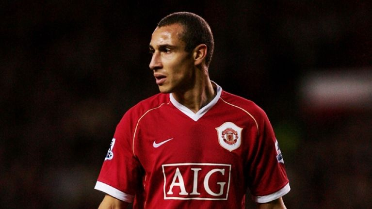 294d70ef43a The reaction of Man United s players after Henrik Larsson s last game says  ...