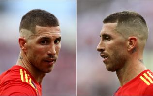 Everybody's got their own explanation for Sergio Ramos' new haircut