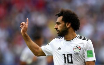 Mo Salah vows 'it isn't over' in cryptic tweet after Egypt's World Cup exit