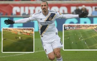 Zlatan Ibrahimovic continues to run riot in America