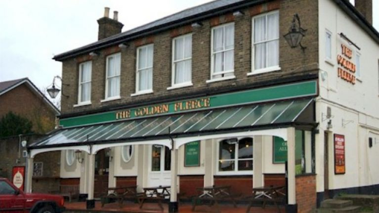 London pub changes its name in homage to Harry Kane