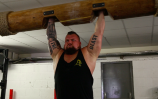 Eddie Hall: Training with the World's Strongest Man