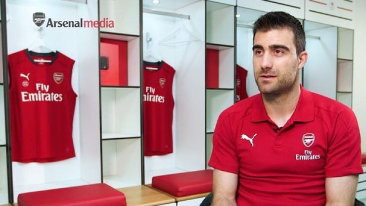 New Arsenal signing names the two players that convinced him to join