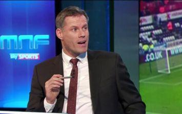 Jamie Carragher will return to Sky Sports next season