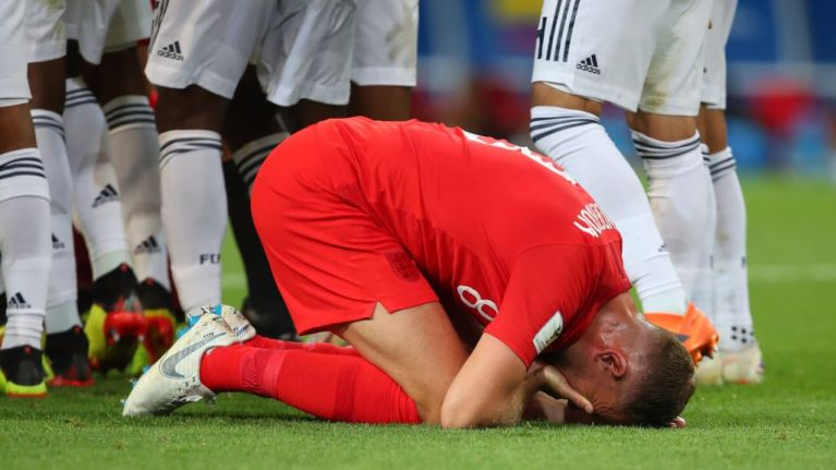 Everyone's saying the same thing about the Jordan Henderson headbutt incident