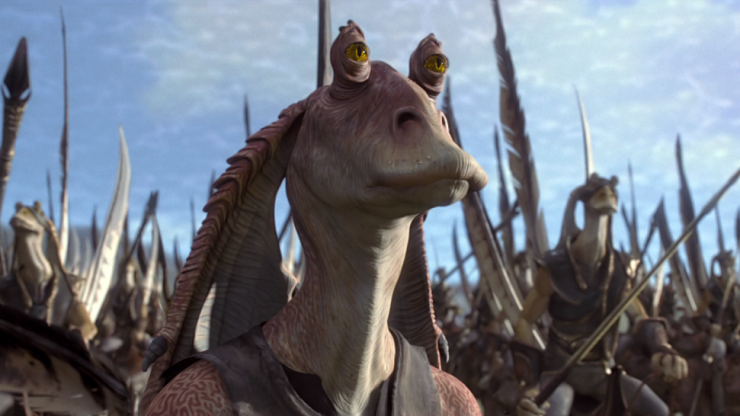 Ahmed Best says he considered suicide due to the reaction Jar Jar Binks got