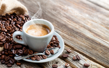 Drinking up to five cups of coffee a day cuts your risk of cancer, studies show