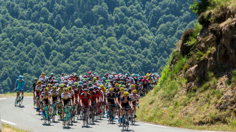 What it takes to compete in the Tour De France