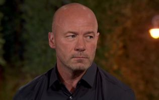 """Alan Shearer caught on camera criticising """"cheating, robbing"""" Colombians"""