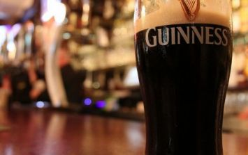 Scientist claims the shape of the Guinness pint glass is all wrong