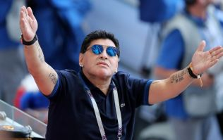 Diego Maradona condemned by FIFA for inappropriate comments after England's win over Colombia