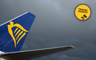 Ryanair flash sale will take you all over Europe for less than a tenner