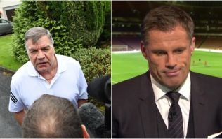 Unsurprisingly, Jamie Carragher disagrees with Sam Allardyce's England recommendation