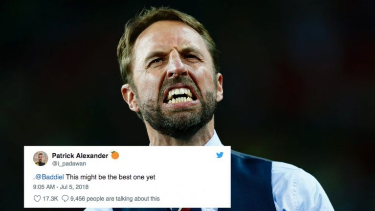 Here are the best Three Lions memes that prove football is coming home