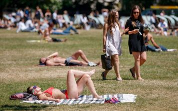 UK prepares for hottest day of the year as temperatures forecast to reach 33C