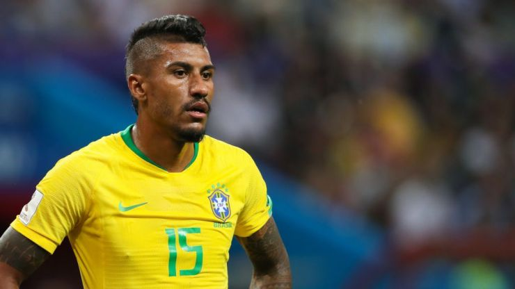 Paulinho has left Barcelona, a year after moving to the Camp Nou