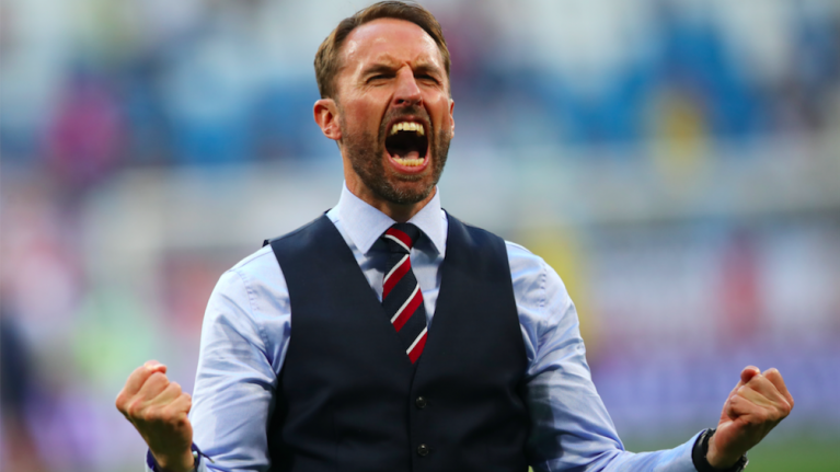 There's a petition to have Gareth Southgate knighted regardless of Croatia result