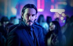 Keanu Reeves has revealed the official title for John Wick 3