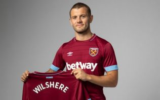 West Ham confirm the signing of Jack Wilshere