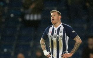 James McClean 'refuses to attend' West Brom's preseason training camp