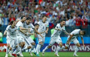 Russia players sniffed ammonia at World Cup, German media claims