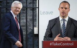 Dominic Raab named new Brexit secretary