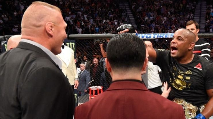 Daniel Cormier's response to anyone accusing him of hypocrisy was absolutely perfect