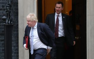 Jeremy Hunt named as new foreign secretary