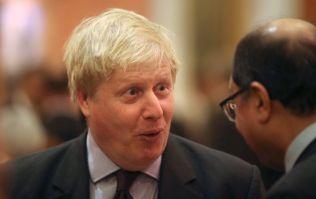 Boris Johnson's letter of resignation infull