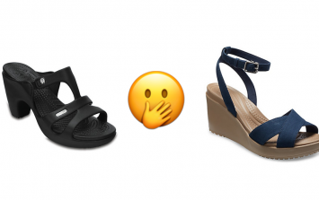 Heeled Crocs now exist and we've got some questions that need answering
