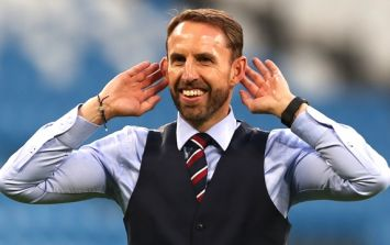 Gareth Southgate has named the team to take on Croatia in World Cup semi-final