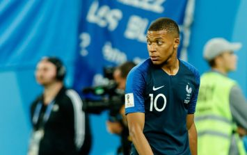 Kylian Mbappe shuts Belgium players down after reaction to semi-final defeat