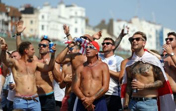 200,000 England fans sign petition for Bank Holiday on Monday