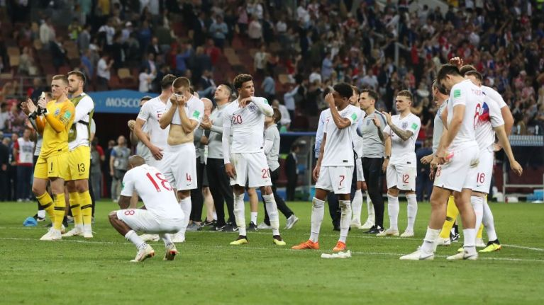 Despite their World Cup elimination, Gareth Southgate's England has done the nation proud