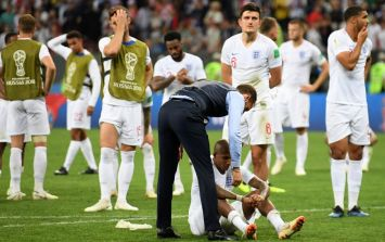 People loved Gareth Southgate's conduct following the final whistle