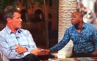 It got really heated between Roy Keane and Ian Wright on ITV after England's World Cup exit