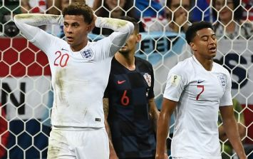 Graeme Souness rips into both Dele Alli and Jesse Lingard after defeat to Croatia