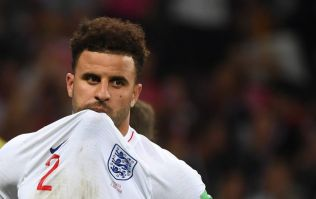 Kyle Walker sends emotional message to nation after World Cup exit