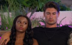 This is why Samira and Frankie's night in the Hideaway wasn't shown on Love Island