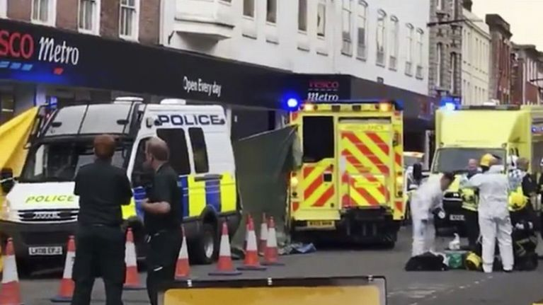 Police investigating 'incident' near Zizzi's restaurant Skripals visited before poisoning