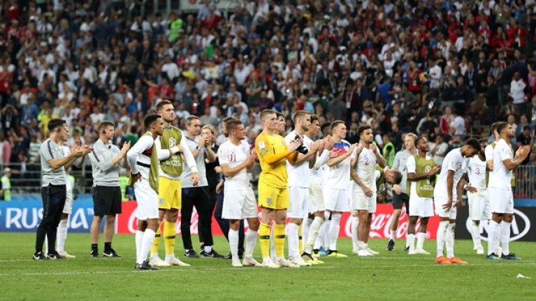 England's next game against Croatia will take place behind closed doors