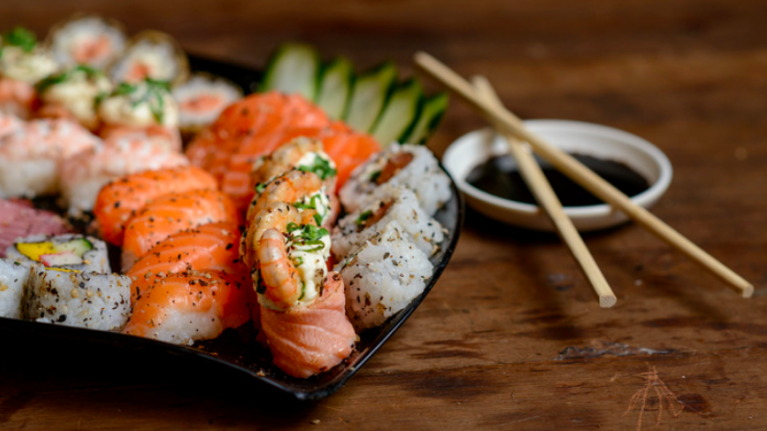 Five reasons why sushi is the best post-workout meal | JOE co uk