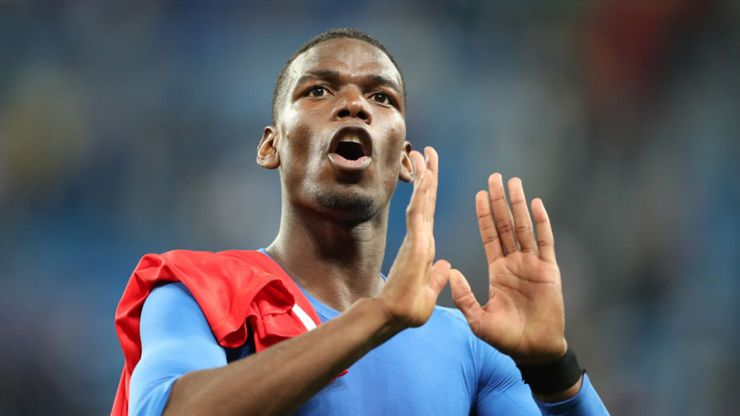 Mino Raiola reportedly offers Paul Pogba to Barcelona
