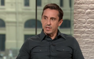 Gary Neville's having absolutely none of Luka Modric's English press claims