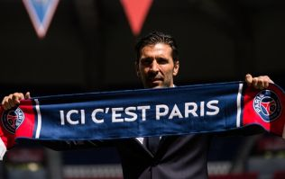 Gianluigi Buffon had a shocker of a debut for Paris Saint-Germain