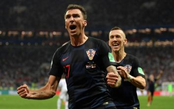 Mario Mandžukić has incredibly blunt response to question about Cristiano Ronaldo's arrival at Juventus